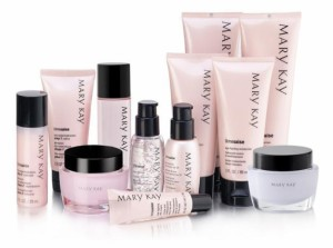 Cosmeticos de Mary Kay